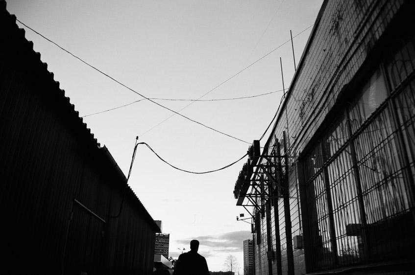 Закат аналоговой фотографии