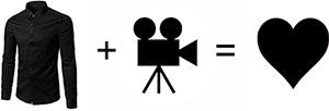 Любовь видеографов